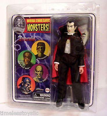 Universal Studios Classic Dracula Estilo Mego Diamond Select Toys