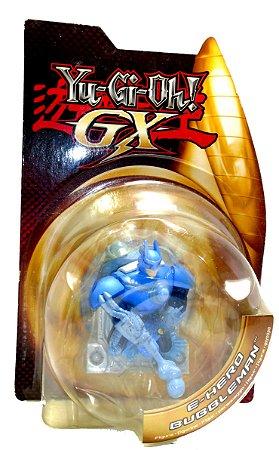 Mattel Yu-Gi-Oh! GX E-Hero Bubbleman Figure