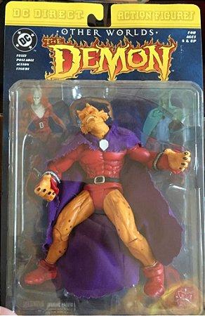 Mattel Dc Direct Other Worlds The Demon Etrigan