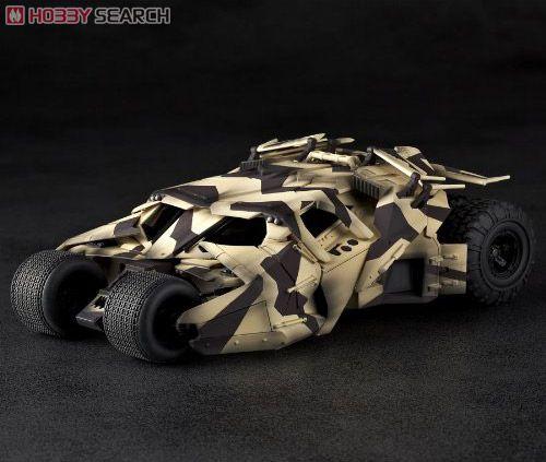 Kaiyodo Sci-Fi Revoltech Series 043-EX DC Batmobile Tumbler Batman TDKR