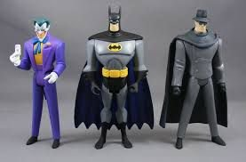 Dc Universe JLU The Joker Batman The Gray Ghost