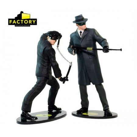 Factory The Green Hornet (Besouro Verde) and Kato