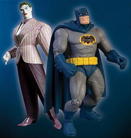 Mattel DC Direct Batman The Dark Knight Returns - Batman and The Joker