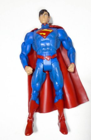 Mattel Dc Justice League New 52 Superman Loose