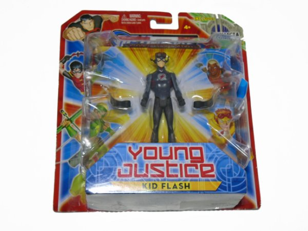 Dc Universe Young Justice Stealth Kid Flash Mattel