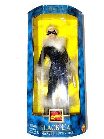 Marvel Toy Biz Super Hero Black Cat (Gata Negra)  Special Edition 29 cm 1997