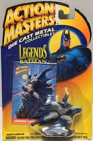 Kenner Action Masters Die Cast Metal Legends of Batman Vintage 1994