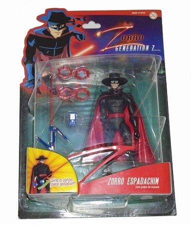 Gulliver Zorro Espadachim Generation Z  Figure