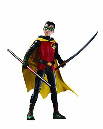 Mattel Dc Direct Batman incorporated Robin Damian