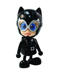 Hot Toys Cosbaby Dc Batman Catwoman Mini Figure