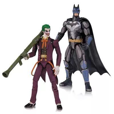 DC Injustice Batman Versus The Joker Figure