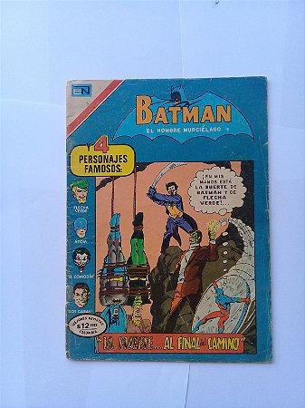 Batman #173  - Série Aguila - Editorial Novaro - Importada
