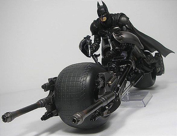Bandai S.I.C Movie Realization Batman & Batpod Die-Cast 1/10