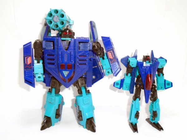 Transformers G2 Dreadwing e  Smockescreen Vintage Anos 90 Loose