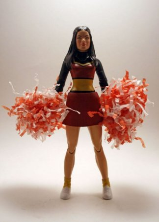 DC Direct Smallville Lana Lang Figure