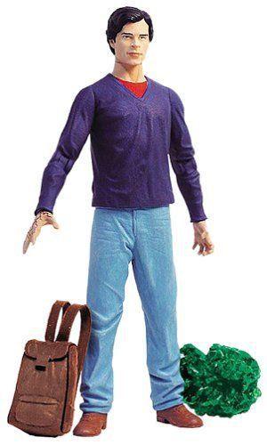 DC Direct Smallville Clark Kent Figure