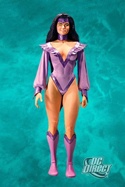 DC Direc Kingdom Come Nightstar Figure