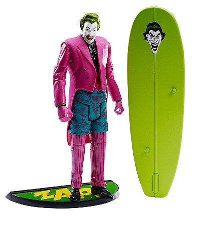 Mattel Batman Classic TV Series 1966  The Joker (Coringa) Surfing Figure