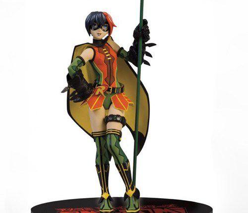 Dc Direct Ame-Comi Hero & Heroine Series Robin
