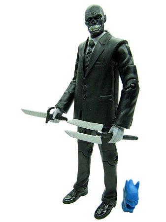 Mattel DC Universe Signature Collection Black Mask