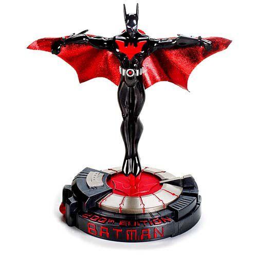 Hasbro Batman Beyond 200th Edition Justice Flight Batman
