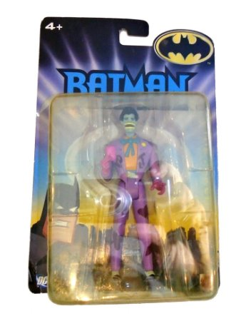 Mattel DC Batman Animated The Joker Figure 2008