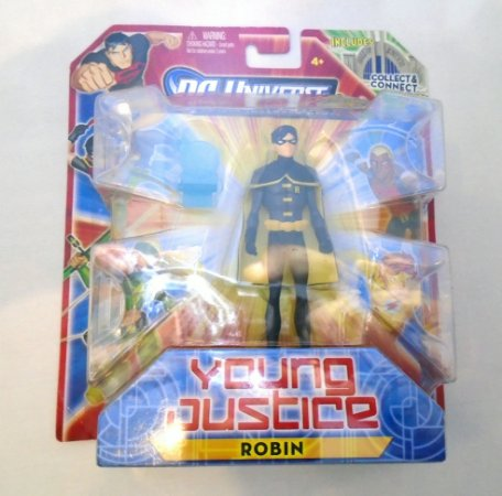 Mattel DC Universe Young Justice Robin Variante