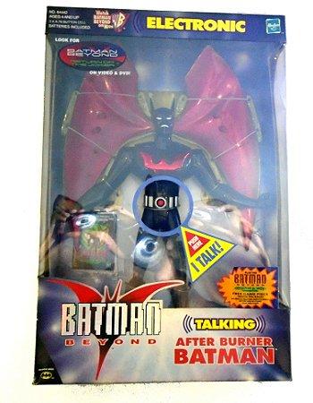 Hasbro DC Batman Beyond Talking After Burner Batman 2000