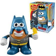 Playskool DC Mr. Potato Head Batman