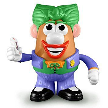 Playskool DC Mr. Potato Head The Joker (Coringa)