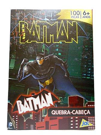 Jak Quebra-Cabeça Beware the Batman (A Sombra do Batman) 100 Peças