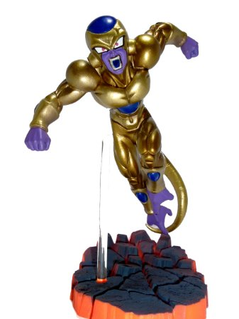Banpresto Dragon Ball Super Golden Freeza Loose
