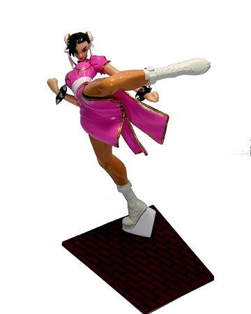 Yamato Capcom Girls Street Fighter 2 Chun-Li Pink Vers.