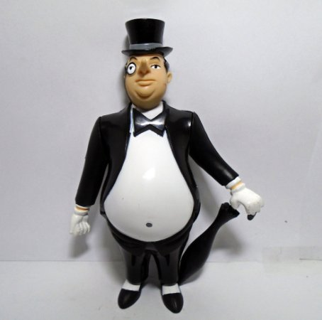 Quick DC Batman Animated The Penguim Figure Loose