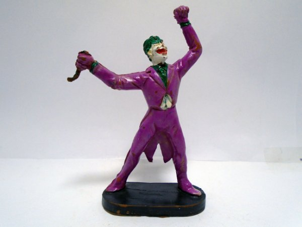 Gulliver DC Batman - Joker (Coringa) 1978 Vintage Raro