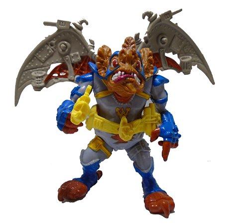 Playmates TMNT Tartarugas Ninjas Wingnut Mirage Studios 1990 Loose