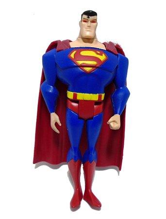 DC Liga da Justiça JLU Superman Visão de Calor(Super Homem) Loose