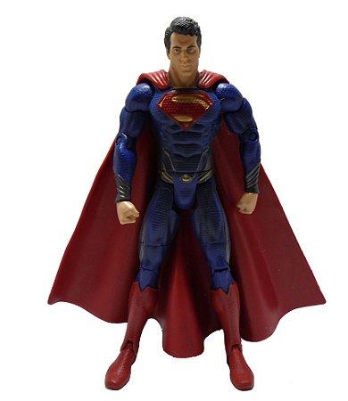 Mattel DC BVS Superman (Super-Homem) Figure Loose