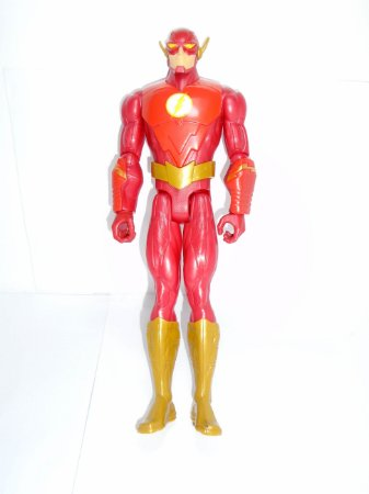 Mattel DC Boneco Flash 29 cm Loose