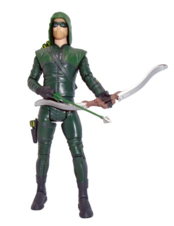 Mattel DC Arrow (Arqueiro Verde) TV Series Loose