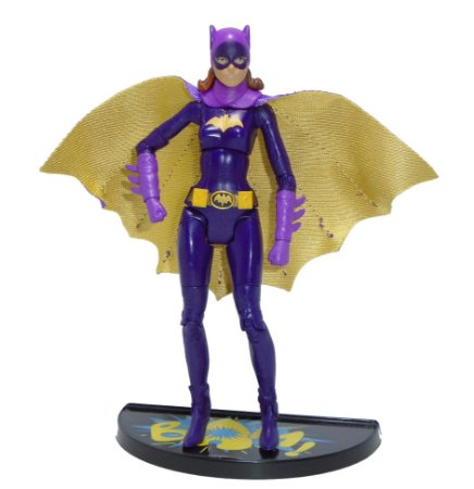 Mattel DC Batman Classic TV Series 1966 Batgirl Loose