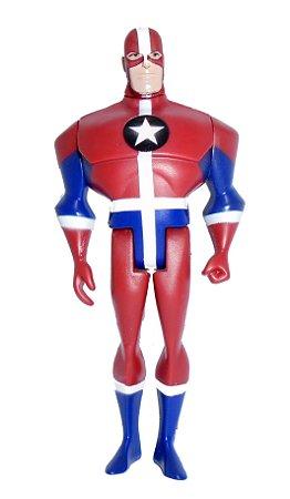 Mattel DC Liga da Justiça JLU Comandante Gládio Loose