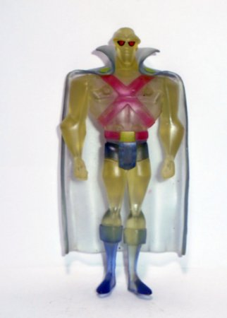 Mattel DC Liga da Justiça JLU Ajax 2 Loose