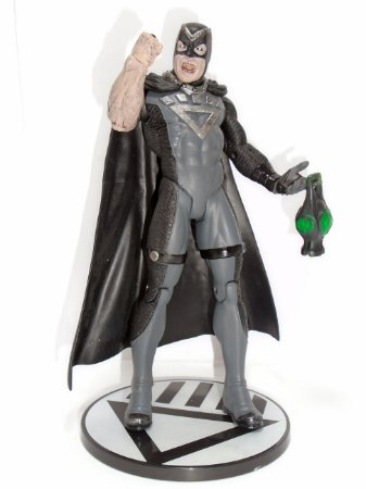 Mattel DC Direct Blackest Nigth Black Hand (Mão Negra) Loose