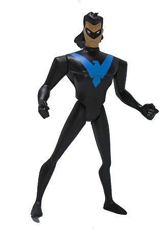 Mattel DC Batman Animated Nightwing (Asa Noturna) 2 Loose