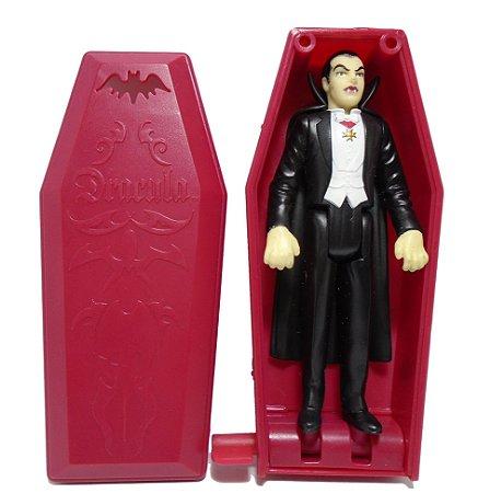 Burguer King 1997 Conde Drácula com caixão Loose