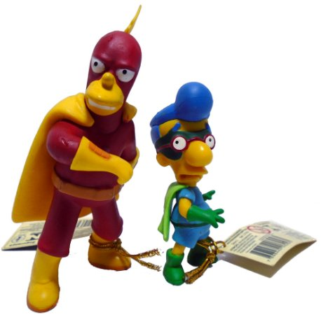 Factory  The Simpsons Radioactive Man and Fallout Boy Limited Edition