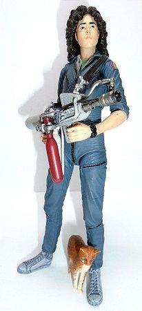 Neca Alien Oitavo passageiro Ellen Ripley Nostromo Suit Loose