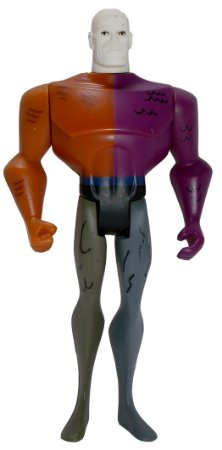 Mattel DC Liga da Justiça JLU Metamorpho (Metamorfo) Loose