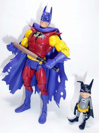 Mattel DC Universe Classics Planet-X Batman e Batmite (Batmirim) Loose